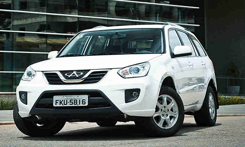 Chinese Suv Brands In Hot Pursuit Of International Competitors